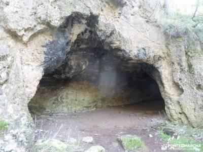 Nacimiento Río Cuervo;Las Majadas;Cuenca;sierra de albarracin navafria castillo de viñuelas barran